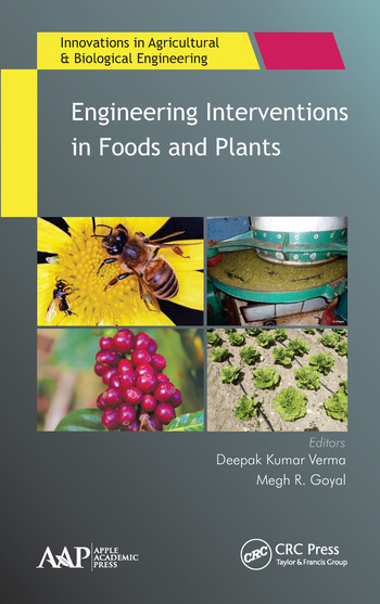 Engineering Interventions in Foods and Plants book cover