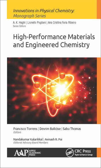 High-Performance Materials and Engineered Chemistry book cover