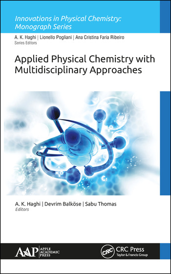 Applied Physical Chemistry with Multidisciplinary Approaches book cover