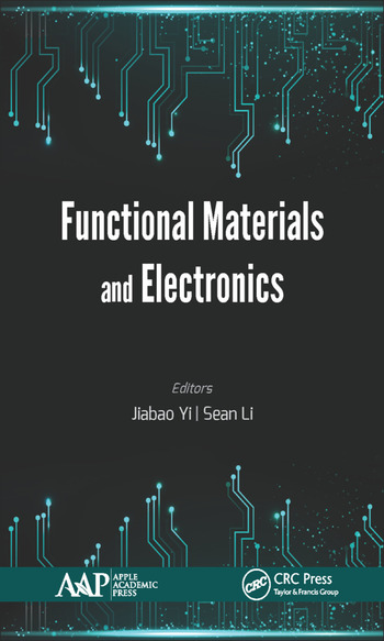 Functional Materials and Electronics book cover