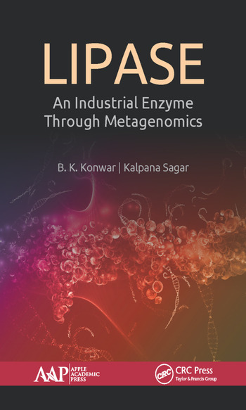 Lipase An Industrial Enzyme Through Metagenomics book cover