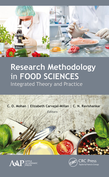 Research Methodology in Food Sciences Integrated Theory and Practice book cover