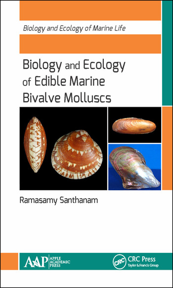 Biology and Ecology of Edible Marine Bivalve Molluscs book cover