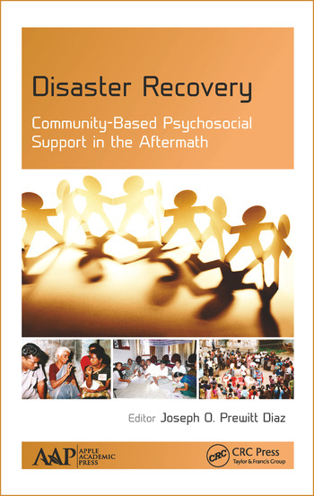 Disaster Recovery Community-Based Psychosocial Support in the Aftermath book cover