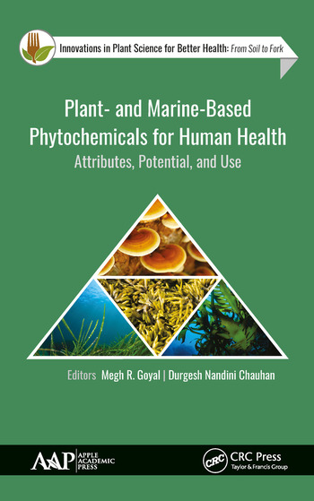 Plant- and Marine- Based Phytochemicals for Human Health Attributes, Potential, and Use book cover