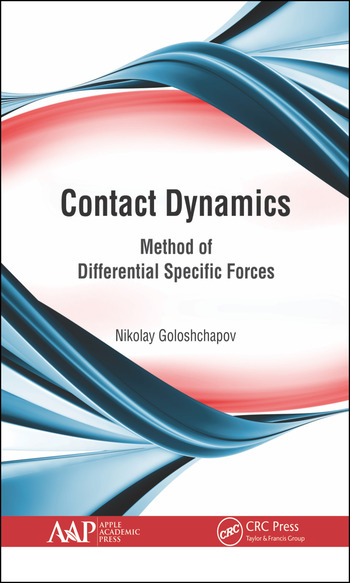 Contact Dynamics Method of Differential Specific Forces book cover
