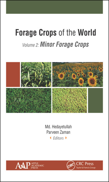 Forage Crops of the World, Volume II: Minor Forage Crops book cover