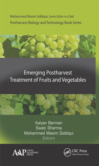 Emerging Postharvest Treatment of Fruits and Vegetables book cover