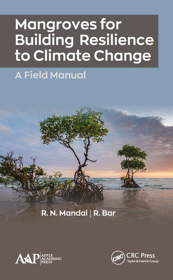 Mangroves for Building Resilience to Climate Change book cover