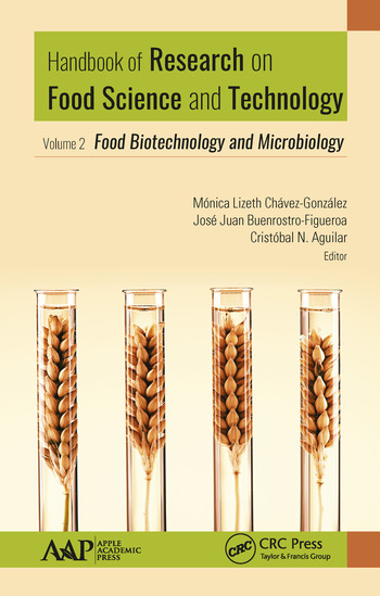 Handbook of Research on Food Science and Technology Volume 2: Food Biotechnology and Microbiology book cover