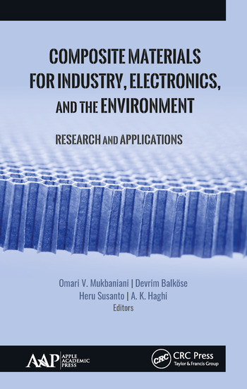 Composite Materials for Industry, Electronics, and the Environment Research and Applications book cover
