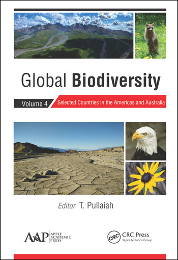 Global Biodiversity Volume 4: Selected Countries in the Americas and Australia book cover