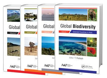 Global Biodiversity 4 Volume Set book cover