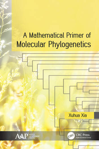 A Mathematical Primer of Molecular Phylogenetics book cover