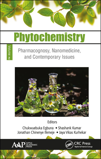 Phytochemistry Volume 2: Pharmacognosy, Nanomedicine, and Contemporary Issues book cover