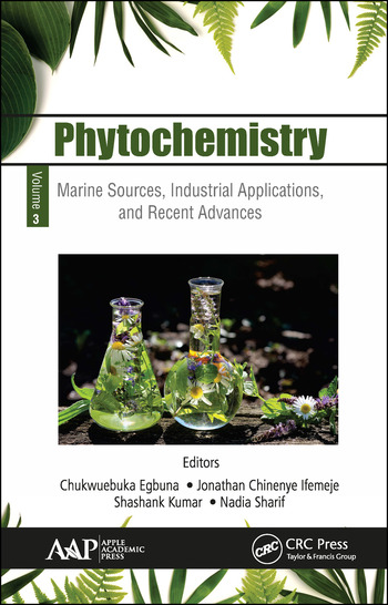 Phytochemistry Volume 3: Marine Sources, Industrial Applications, and Recent Advances book cover