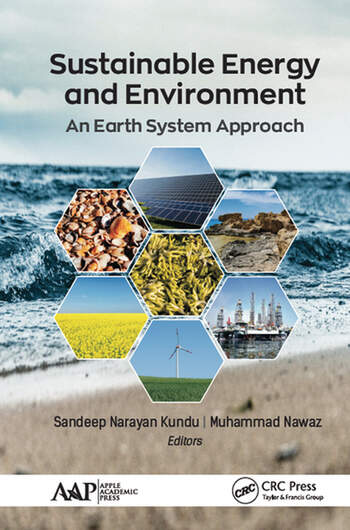 Sustainable Energy and Environment An Earth System Approach book cover