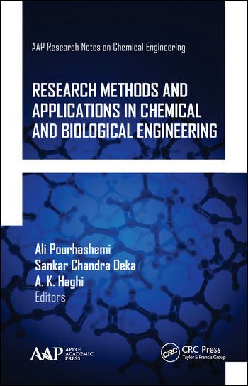 Research Methods and Applications in Chemical and Biological Engineering book cover