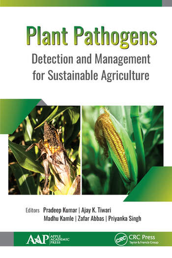 Plant Pathogens Detection and Management for Sustainable Agriculture book cover