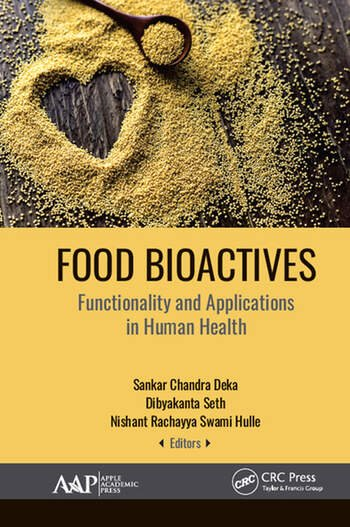 Food Bioactives Functionality and Applications in Human Health book cover