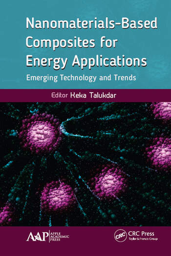 Nanomaterials-Based Composites for Energy Applications Emerging Technology and Trends book cover