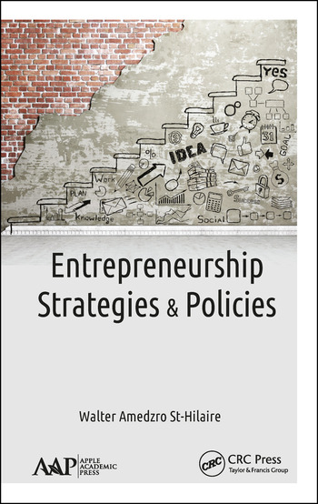 Entrepreneurship Strategies and Policies book cover
