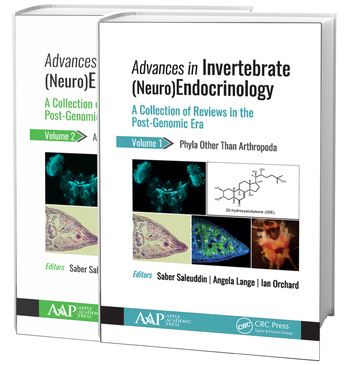Advances in Invertebrate (Neuro)Endocrinology (2-volume set) A Collection of Reviews in the Post-Genomic Era book cover