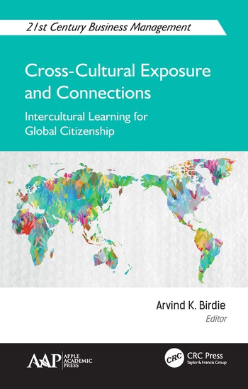 Cross-Cultural Exposure and Connections Intercultural Learning for Global Citizenship book cover
