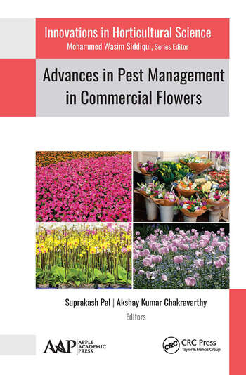 Advances in Pest Management in Commercial Flowers book cover