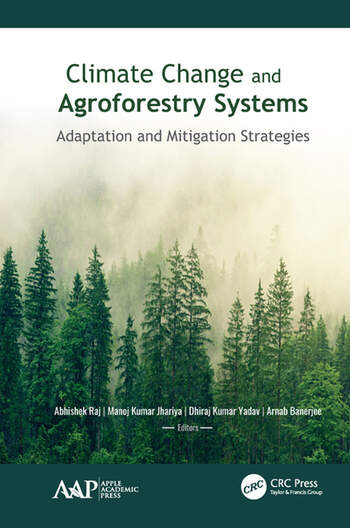 Climate Change and Agroforestry Systems book cover