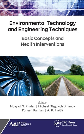 Environmental Technology and Engineering Techniques book cover