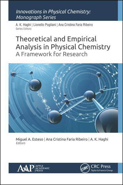 Theoretical and Empirical Analysis in Physical Chemistry A Framework for Research book cover
