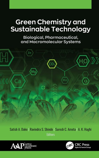 Green Chemistry and Sustainable Technology Biological, Pharmaceutical, and Macromolecular Systems book cover