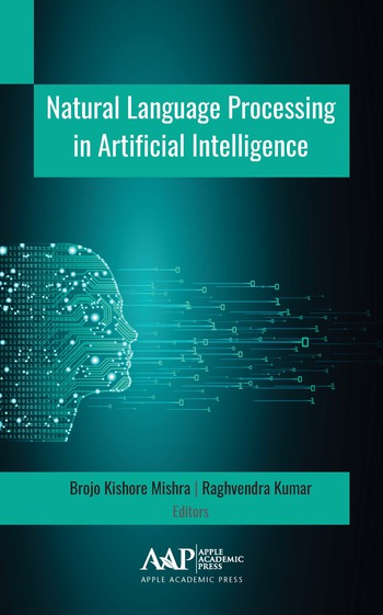 Natural Language Processing in Artificial Intelligence book cover