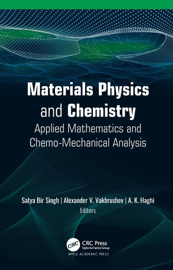 Materials Physics and Chemistry Applied Mathematics and Chemo-Mechanical Analysis book cover