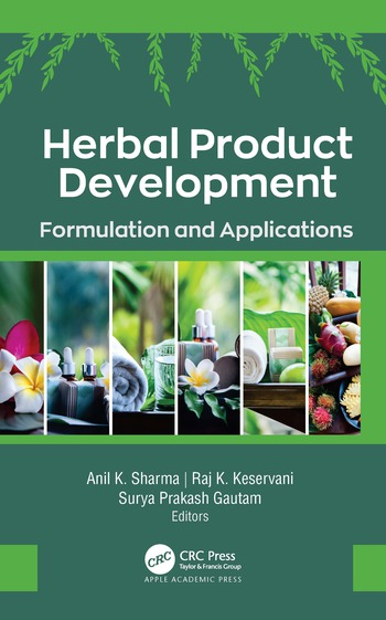 Herbal Product Development Formulation and Applications book cover