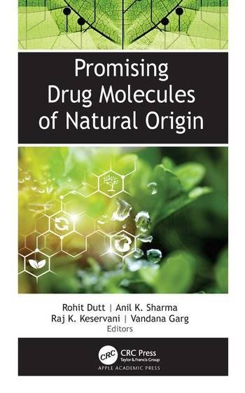 Promising Drug Molecules of Natural Origin book cover