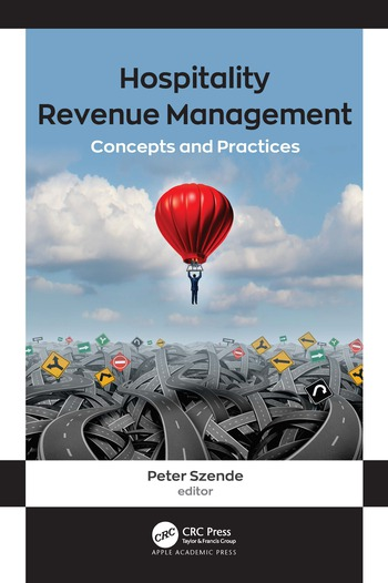 Hospitality Revenue Management Concepts and Practices book cover