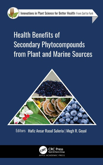 Health Benefits of Secondary Phytocompounds from Plant and Marine Sources book cover