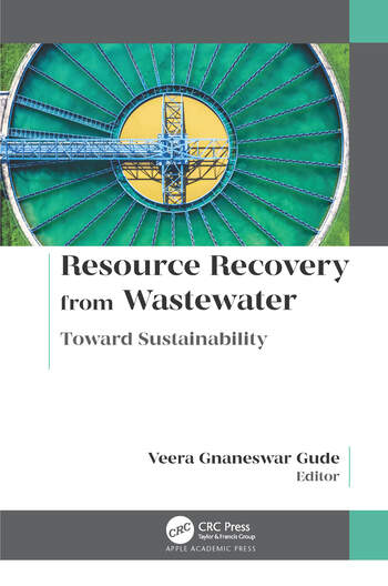 Resource Recovery from Wastewater Toward Sustainability book cover