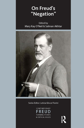 On Freud's Negation book cover