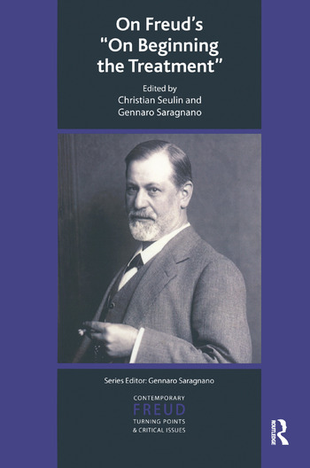 On Freud's On Beginning the Treatment book cover