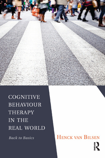 Cognitive Behaviour Therapy in the Real World Back to Basics book cover