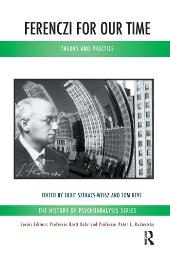 Ferenczi for Our Time Theory and Practice book cover