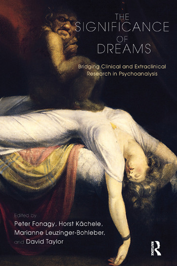 The Significance of Dreams Bridging Clinical and Extraclinical Research in Psychoanalysis book cover