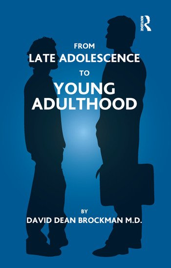 From Late Adolescence to Young Adulthood book cover