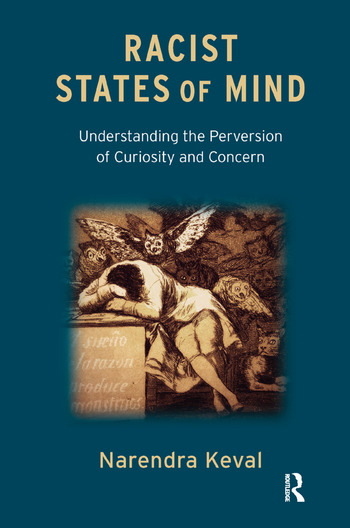Racist States of Mind Understanding the Perversion of Curiosity and Concern book cover