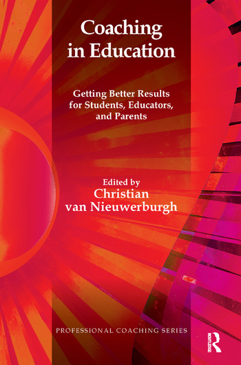 Coaching in Education Getting Better Results for Students, Educators, and Parents book cover