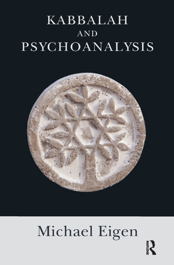Kabbalah and Psychoanalysis book cover