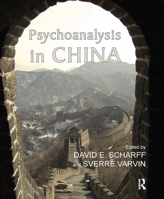 Psychoanalysis in China book cover